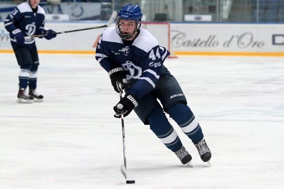 ...а Дмитрий Синицын - среди защитников (7 очков)