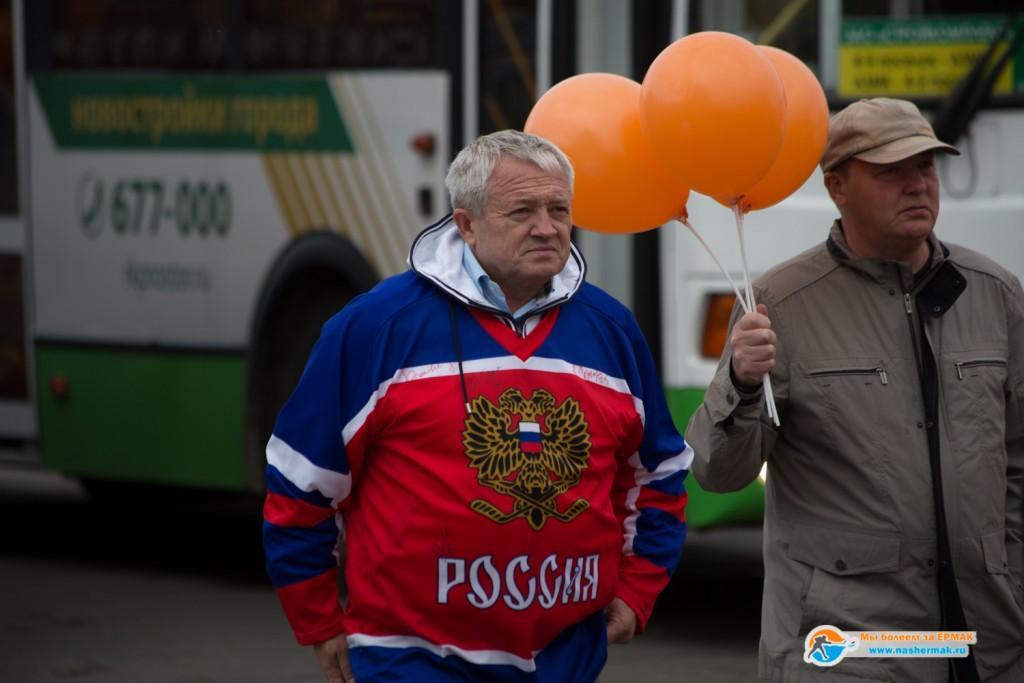 Александр Георгиевич Быков