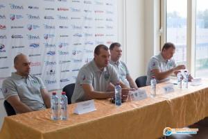 Представление команды сезона 2015/2016