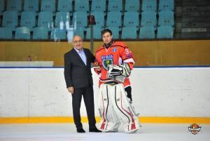 Александр Козубенко лучший вратарь турнира
