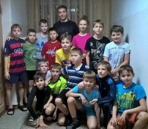 """""""Ермак-2005"""" и Владислав Калетник"""