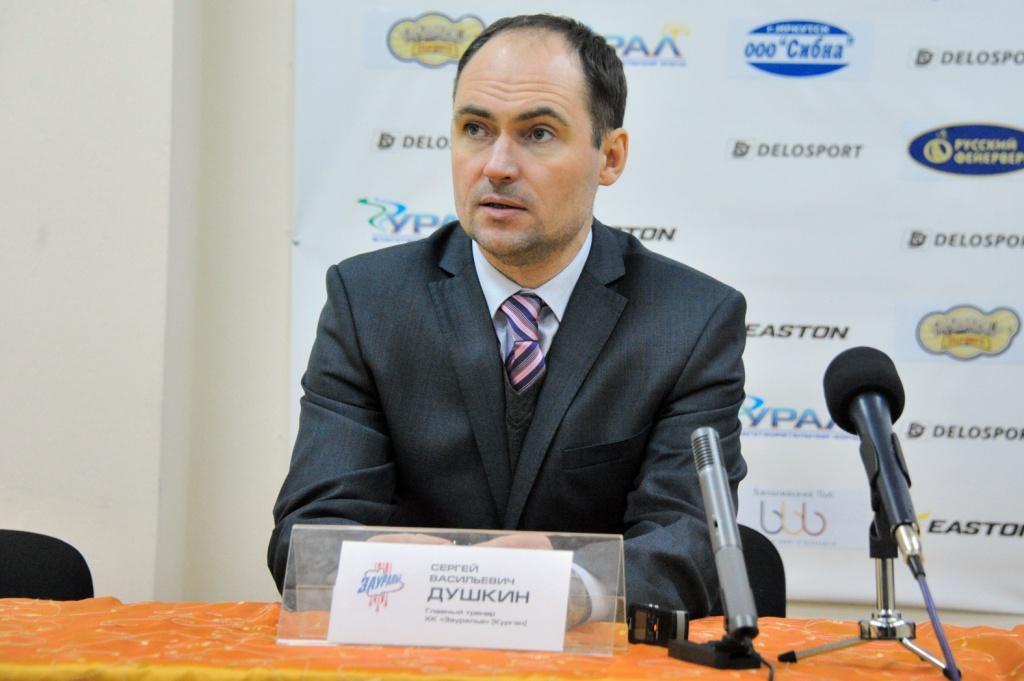 Сергей Душкин
