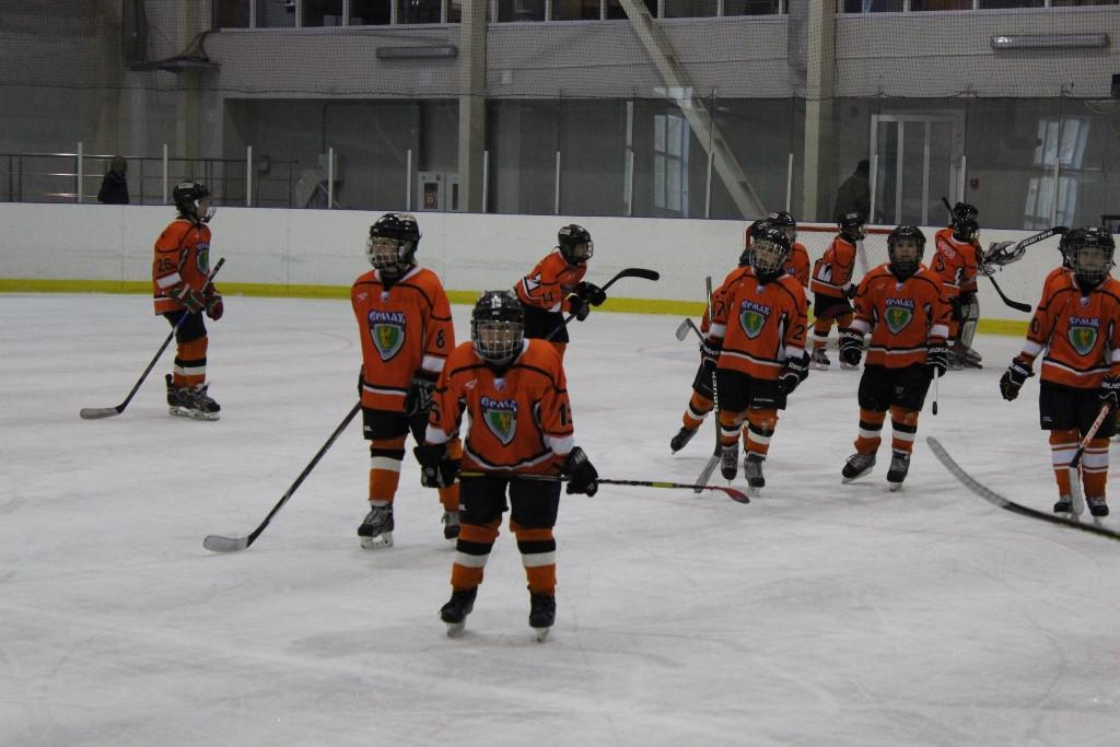 Первенство России по хоккею среди юношей 2005 года