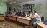 ермак посетил школу интернат №1