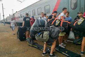 Ермак отправил в Красноярск