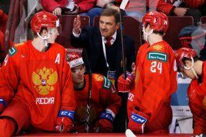 Россия разгромила Словакию и вышла на США в 1/2 финала МЧМ!
