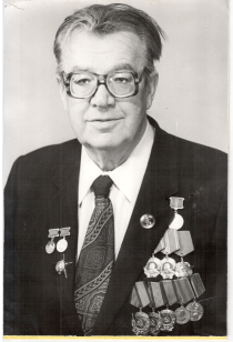 Виктор Федорович Новокшонов
