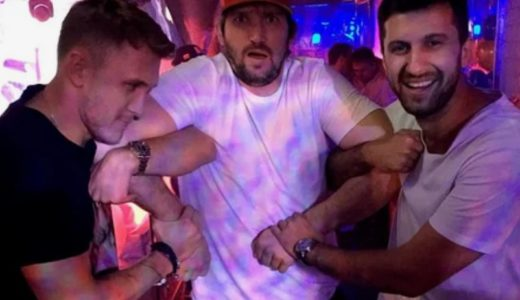 Поливал всех шампанским и отказался платить: Овечкин должен ночному клубу миллион рублей