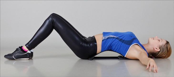 Эффективные упражнения для позвоночника