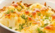 Как приготовить вкусную и полезную диетическую запеканку из цветной капусты?