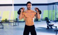 ТОП-4 комплекса упражнений с гирей для прокачки всего тела + 2 полноценные программы тренировки для дома и зала