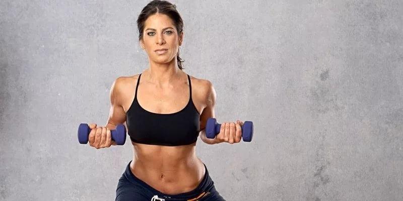 3 любимых упражнения Джиллиан Майклс