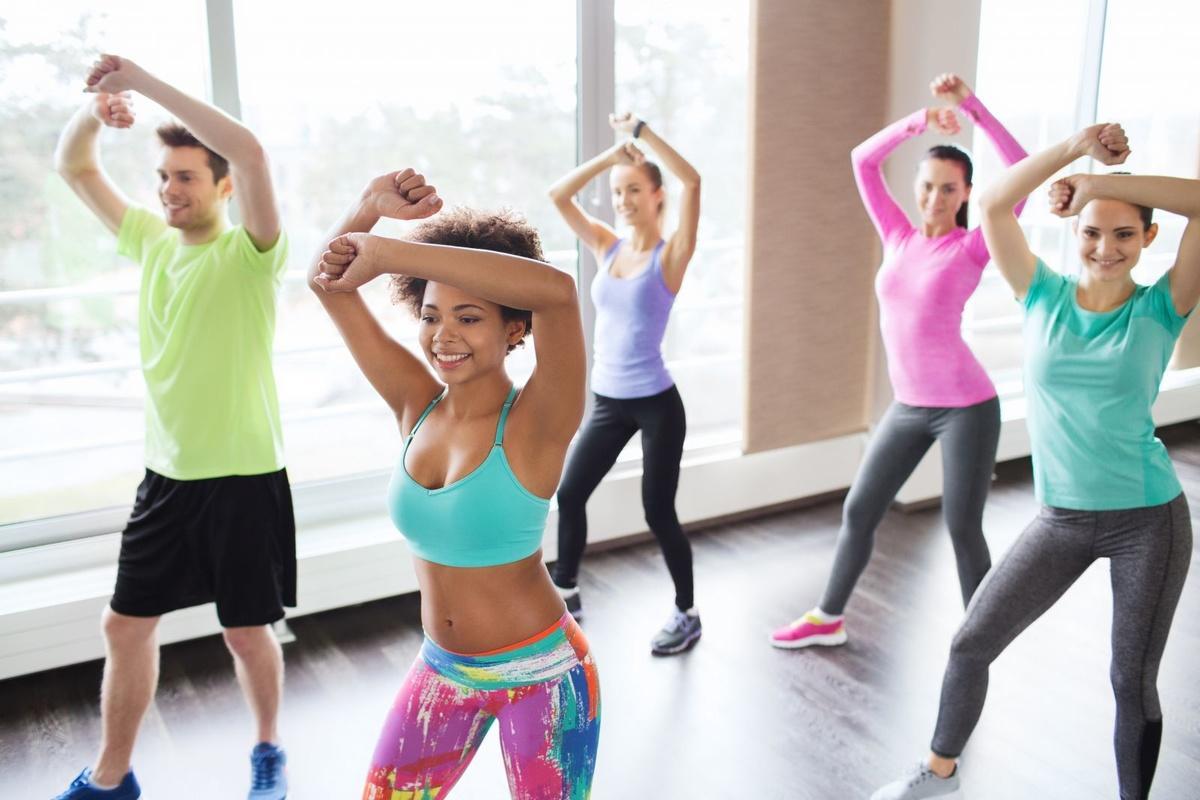 танцевальная фитнес программа